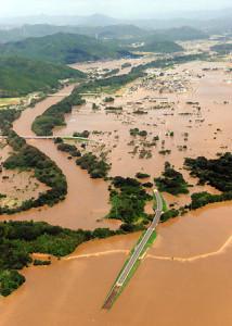 福知山浸水