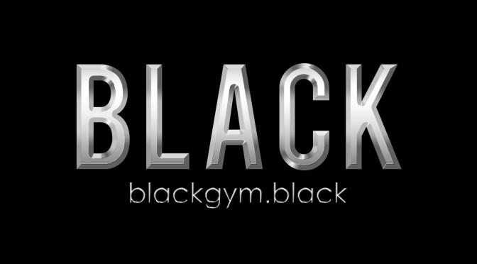 BLACK GYM マシンラインナップ