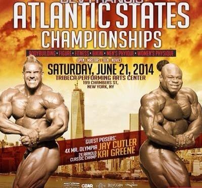 2014 NPC ATLANTIC STATES CHAMPIONSHIPS